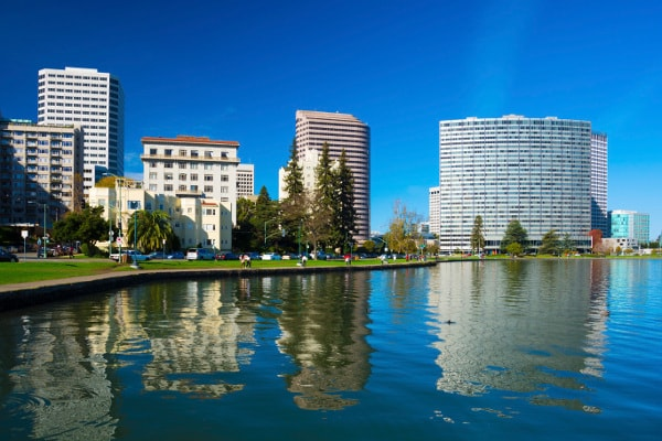 Downtown Oakland, CA