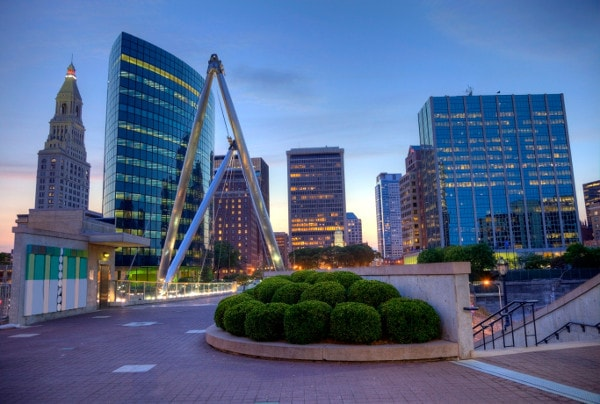 Downtown Hartford, CT