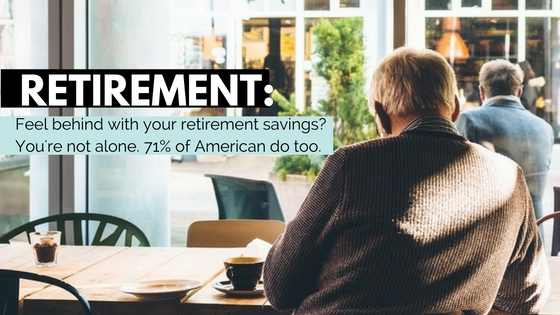 Photo illustration for retirement and investing