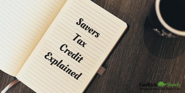 savers tax credit illustration