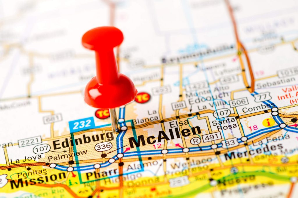 Best Cities for Retirement: 10. McAllen, Texas