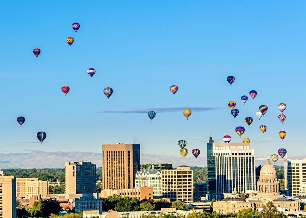 Best Cities for Retirement: 16. Boise, Idaho