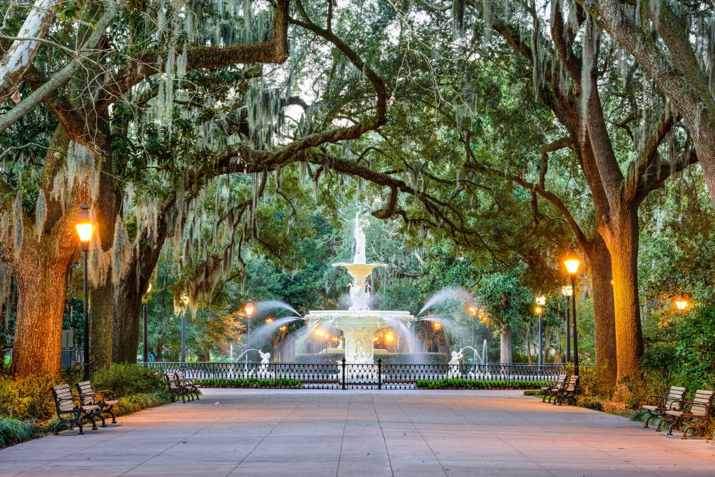 Best Cities for Retirement: 4. Savannah, Georgia