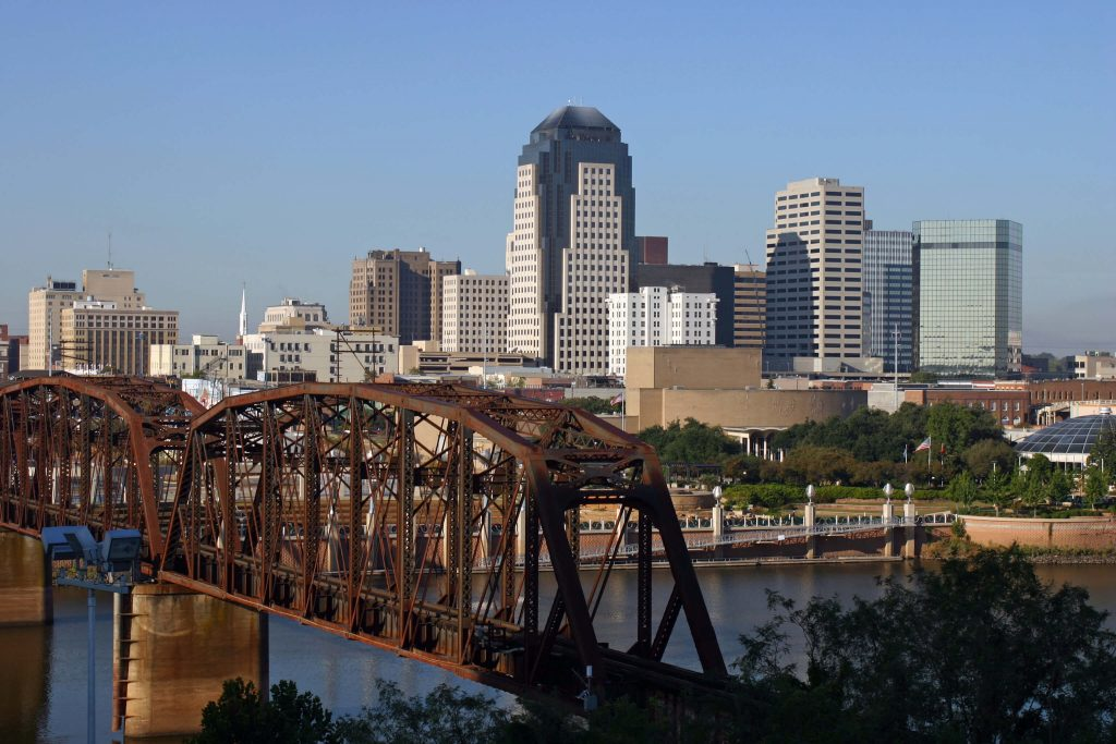 Best Cities for Retirement: 5. Shreveport, Louisiana