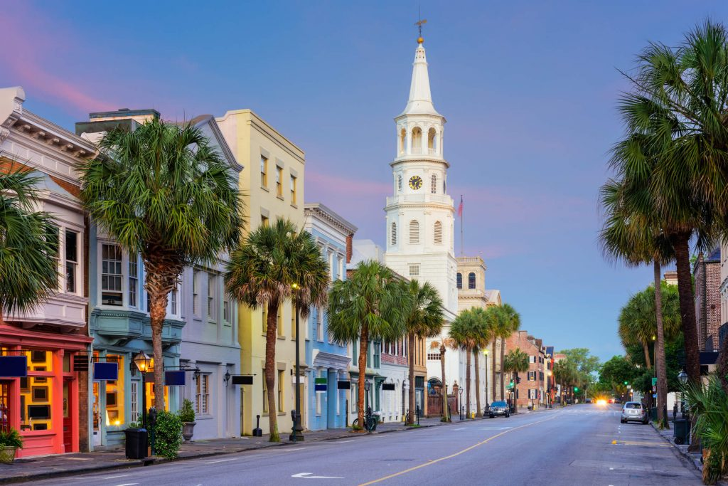 Best Cities for Retirement: 8. Charleston, South Carolina