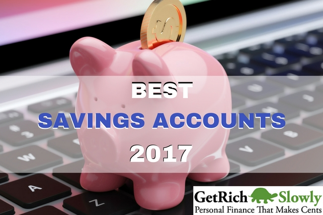 Best Savings Accounts, list of accounts with best savings rates