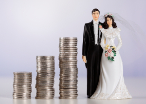 Wedding savings accounts