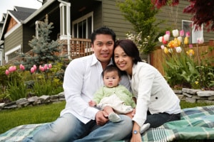 Why you should make a home your first investment