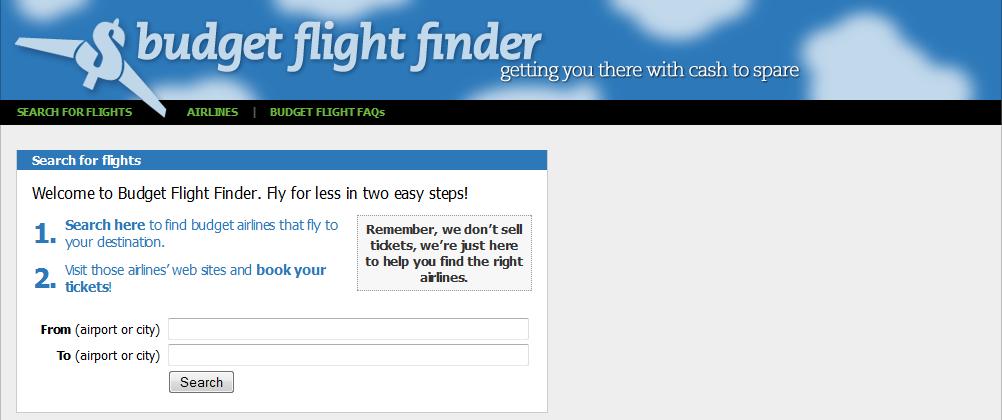 budgetflightfinder