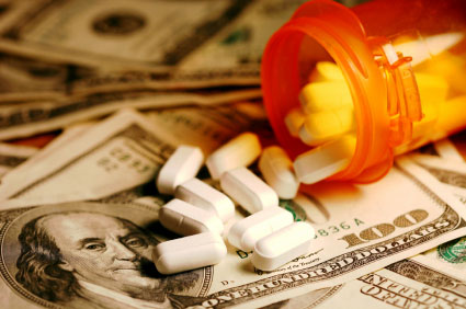 Prescription drugs can be a huge cost for some people