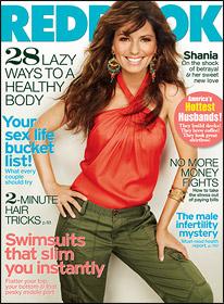Redbook magazine cover