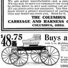 [ad for carriages]