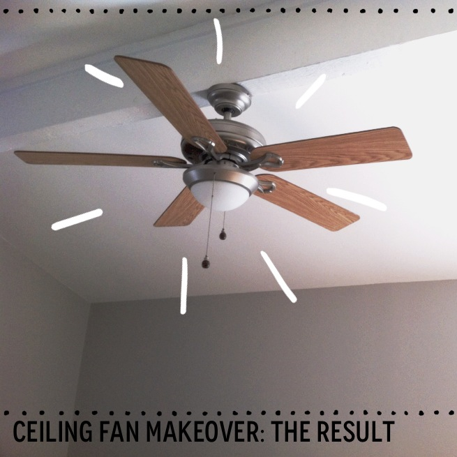 being ceiling fans ugly