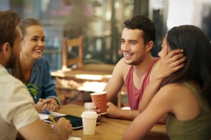 How to change from friends to dating