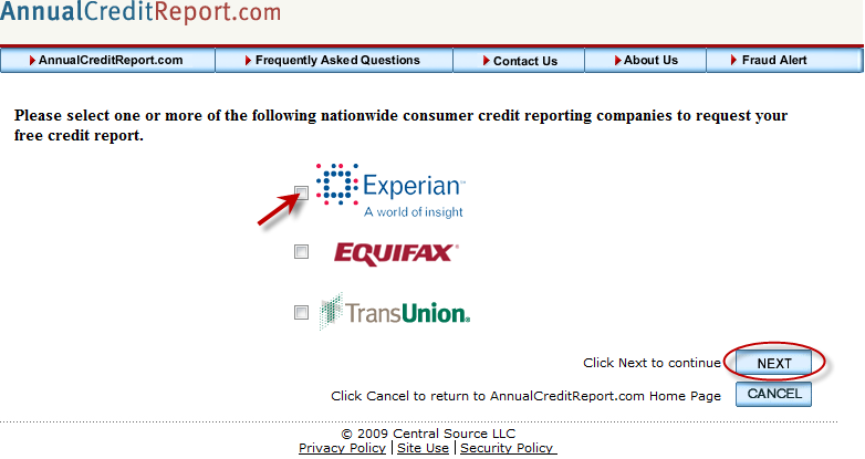 Credit Report Companies >> How To Get Your Free Credit Report Online A Step By Step Guide