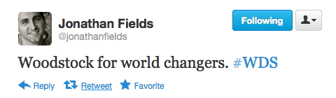 Jonathan Fields tweet