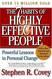 [The Seven Habits of Highly Effective People]
