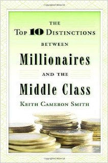 10 Distinctions between Millionaires and the Middle Class