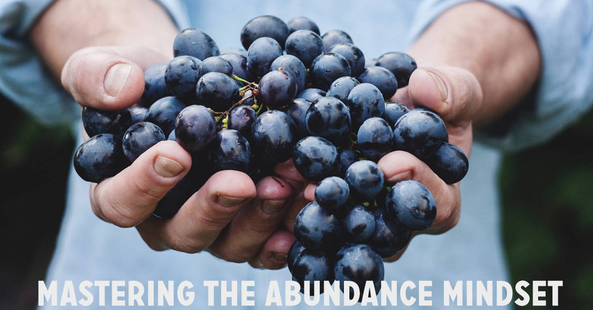 Mastering the abundance mindset is a key part of pursuing financial freedom