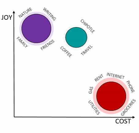 Joy vs Cost