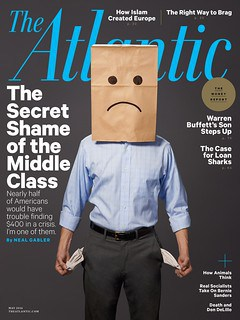 May 2016 cover of The Atlantic