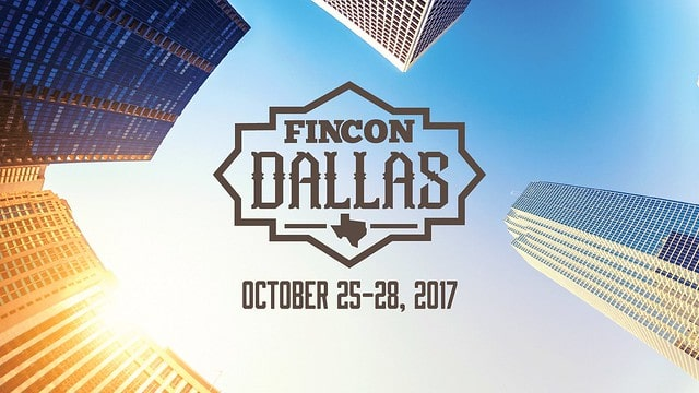 Fincon 2017 Announcement