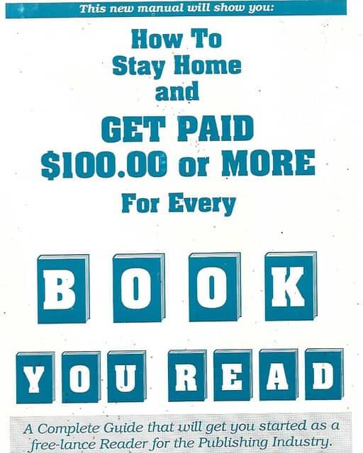 Get rich quick book