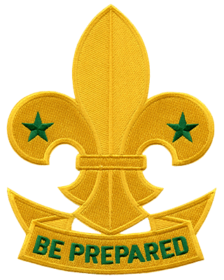 Be Prepared - The Boy Scout Motto