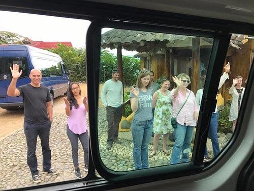 Ecuador 2016 - Goodbye (photo by Ryan Smith)