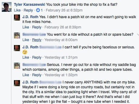 Bike Discussion