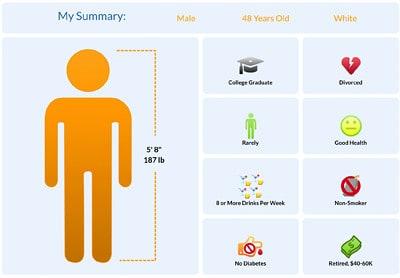 Life Expectancy (Input Data)