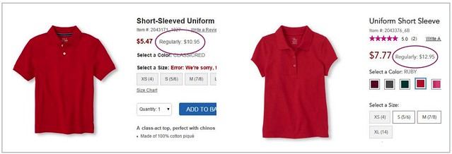 Pink Tax - Uniform Shirt