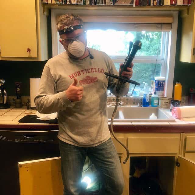 J.D. vs. the Kitchen Sink