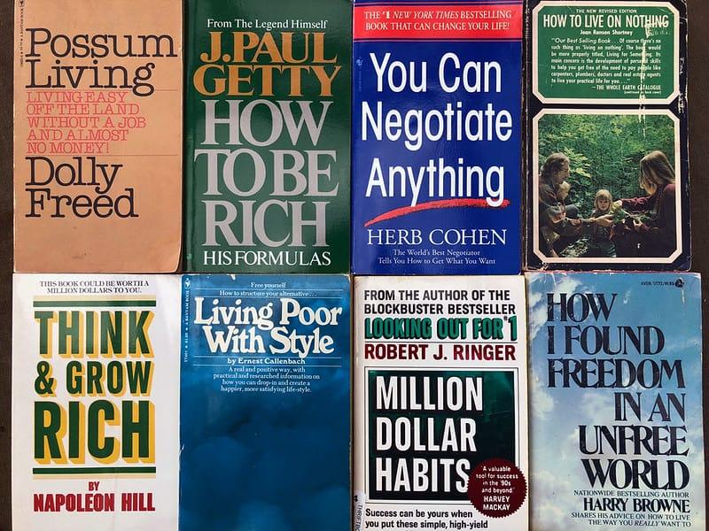 Paperback Money Books