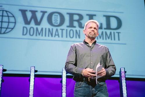 J.D. Roth at World Domination Summit 2012
