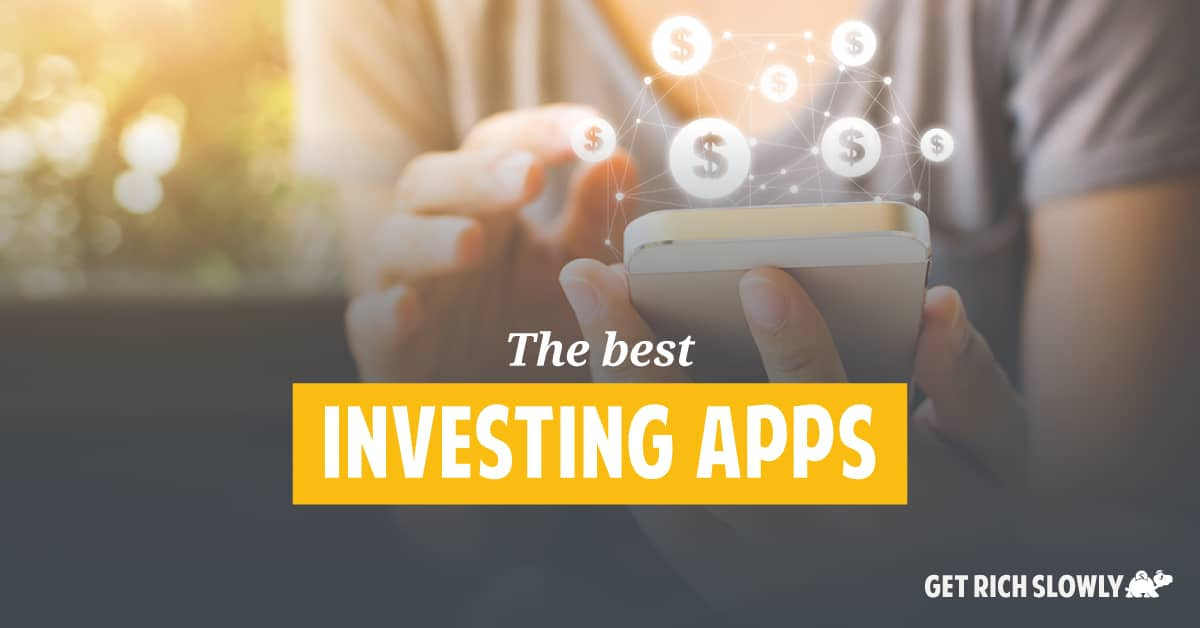 The best investing apps for 2020