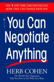 Herb Cohen – You Can Negotiate Anything