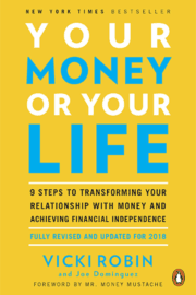 Vicki Robin – Your Money or Your Life