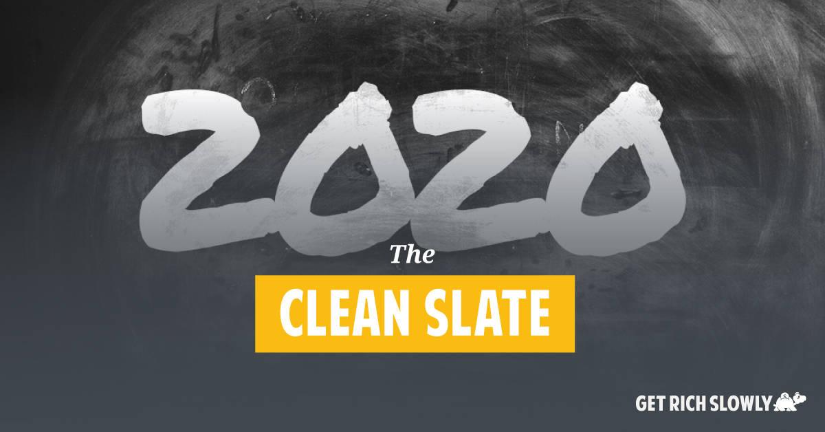 The clean slate