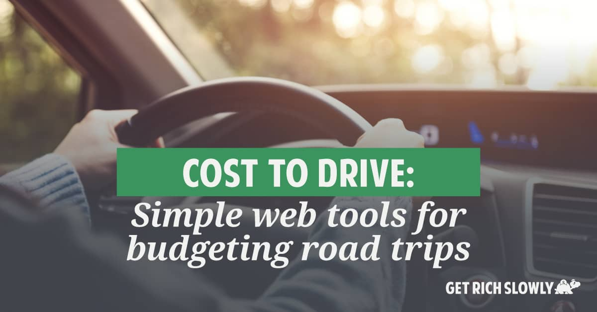 How much does it cost to drive? Driving cost calculators and tools