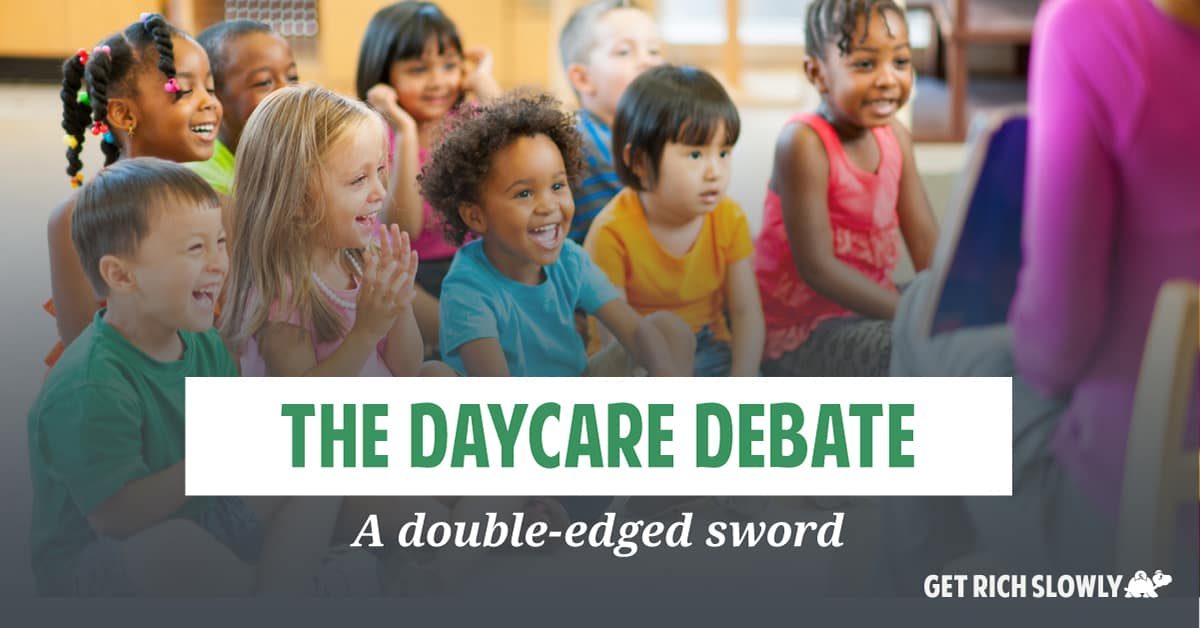 The daycare debate: A double-edged sword