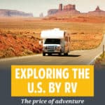 Two years ago, my girlfriend and I returned home from a 15-month trip around the U.S. in an RV. Here (with photos) is a look at how much that trip cost.