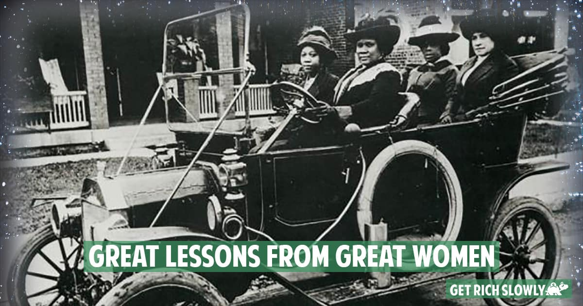Great lessons from great women