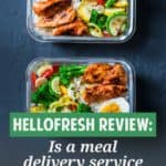 HelloFresh is certainly tasty but is it worth the cost? In this HelloFresh review, I share my experience after my girlfriend's boss gave us HelloFresh for a week.