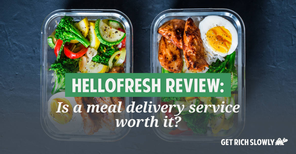 HelloFresh review: Is a meal delivery service worth it?