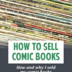 Looking to sell comic books? Unsure how to sell comic books? Read the path that one collector chose with his collection worth about $75,000.