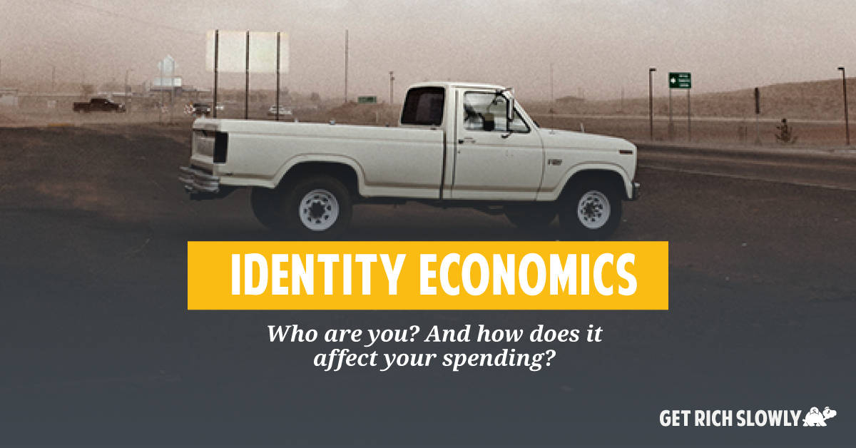 Identity economics: Who are you? And how does it affect your spending?