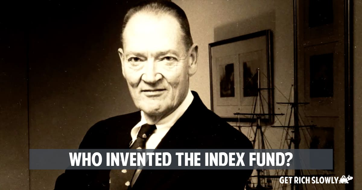 Who invented the index fund? A brief (true) history of index funds