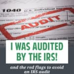 Have you been audited by the IRS? This is one way to go through the IRS audit experience and come out OK on the other side.