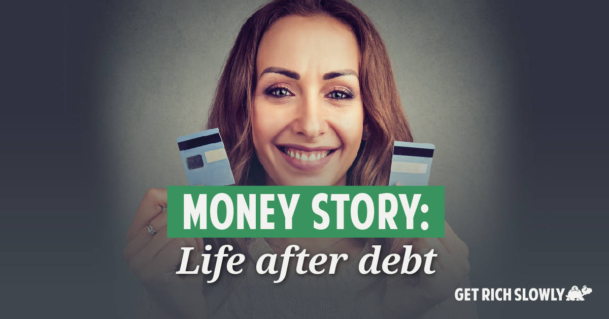 Money story: Life after debt